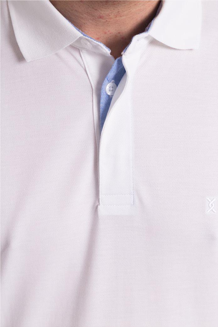 The Bostonians ανδρική μπλούζα πόλο 1