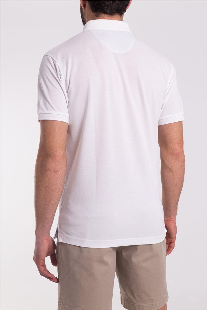 The Bostonians ανδρική μπλούζα πόλο 3