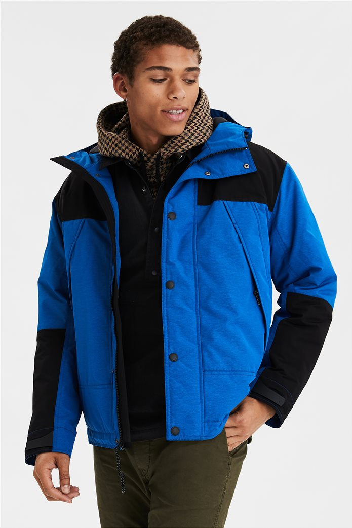 AE Hooded All Weather Parka 0