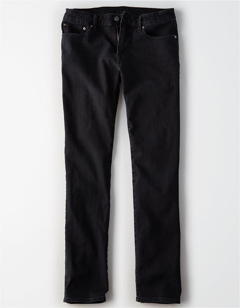 Original Straight Jean Μαύρο 3