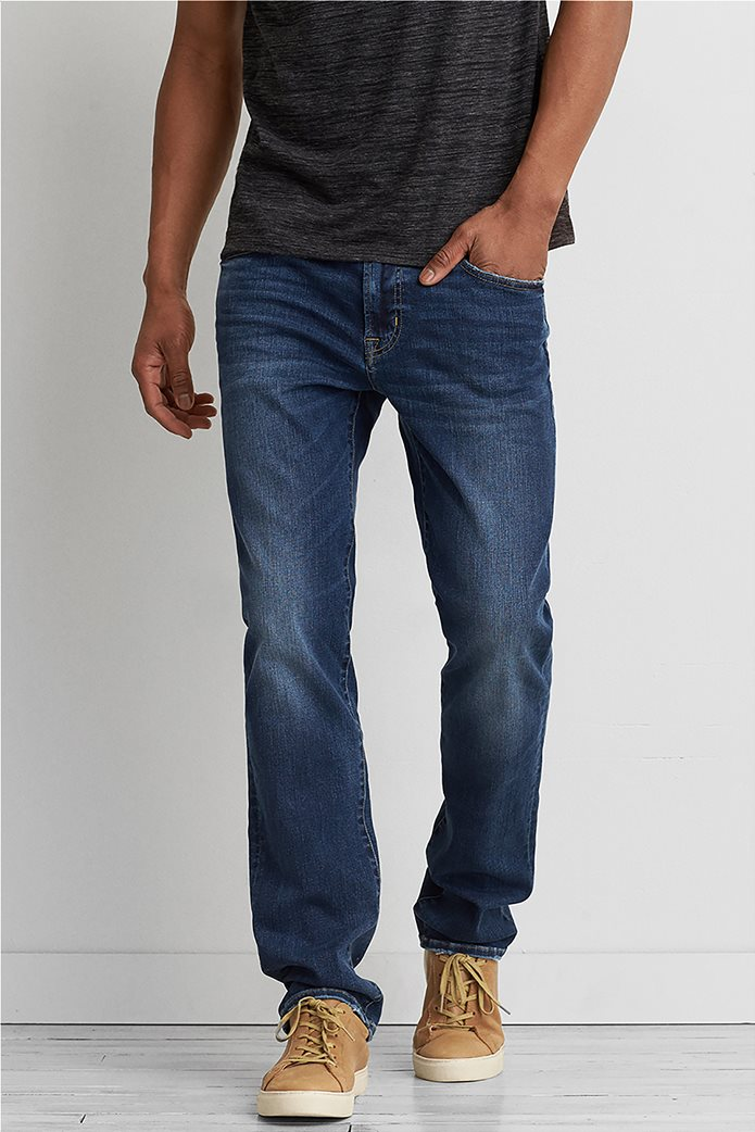 AE Ne(X)t Level Slim Straight Jean Μπλε Σκούρο 0