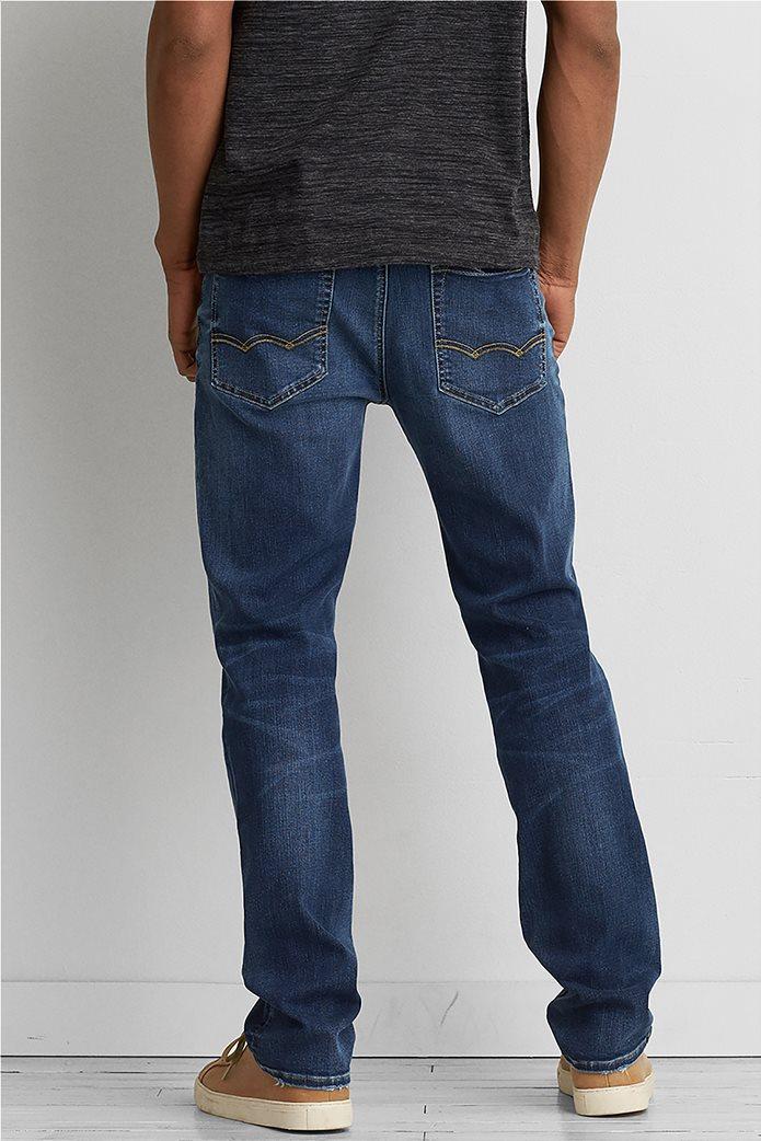 AE Ne(X)t Level Slim Straight Jean Μπλε Σκούρο 1
