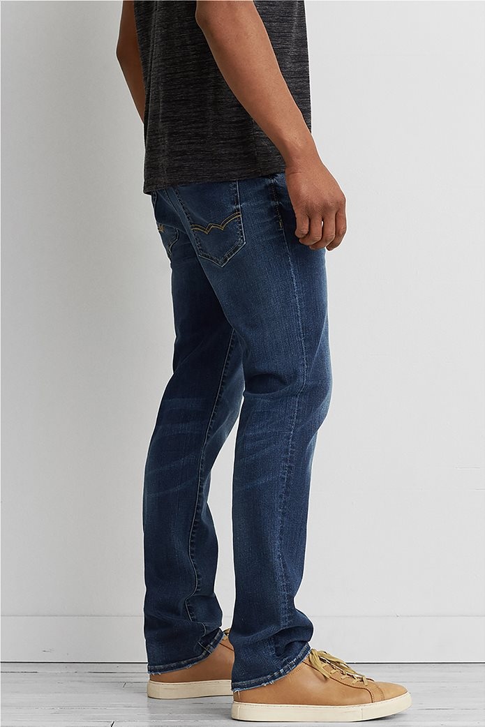 AE Ne(X)t Level Slim Straight Jean Μπλε Σκούρο 2