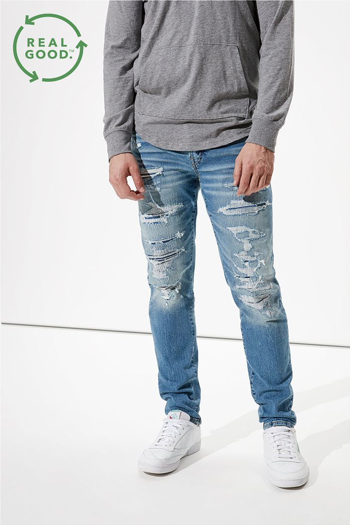 AE AirFlex+ Slim Straight Jean 0