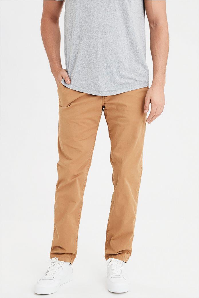 AE Ne(X)t Level Slim Straight Khaki Pant Καμηλό 0