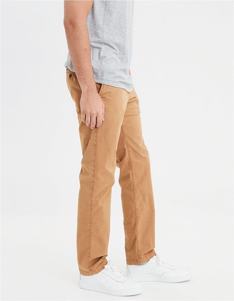 AE Ne(X)t Level Slim Straight Khaki Pant Καμηλό 1