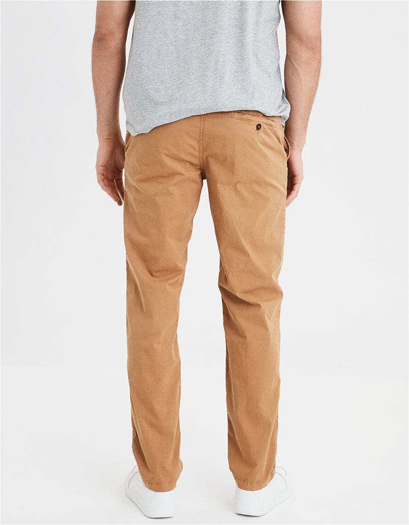 AE Ne(X)t Level Slim Straight Khaki Pant Καμηλό 2
