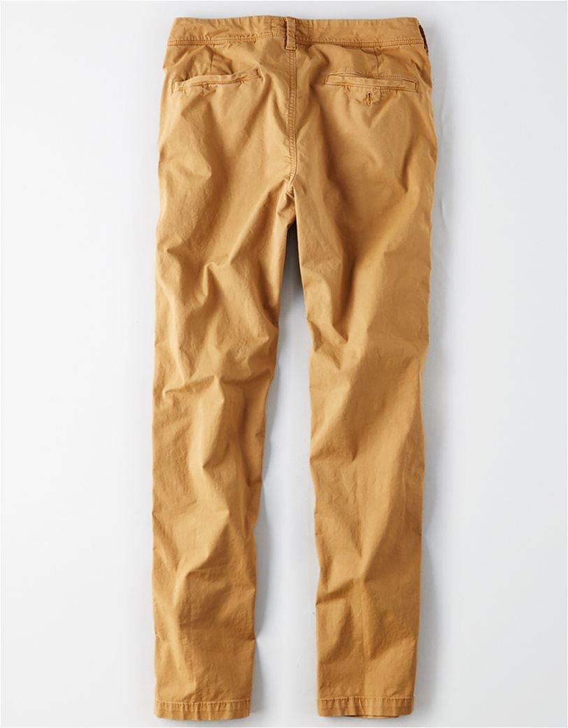 AE Ne(X)t Level Slim Straight Khaki Pant Καμηλό 4