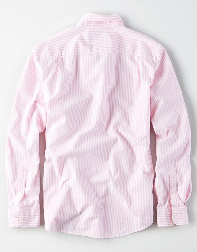 AE Long Sleeve Button Down Shirt 1