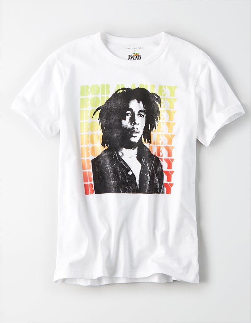 AE Bob Marley Graphic Tee 2