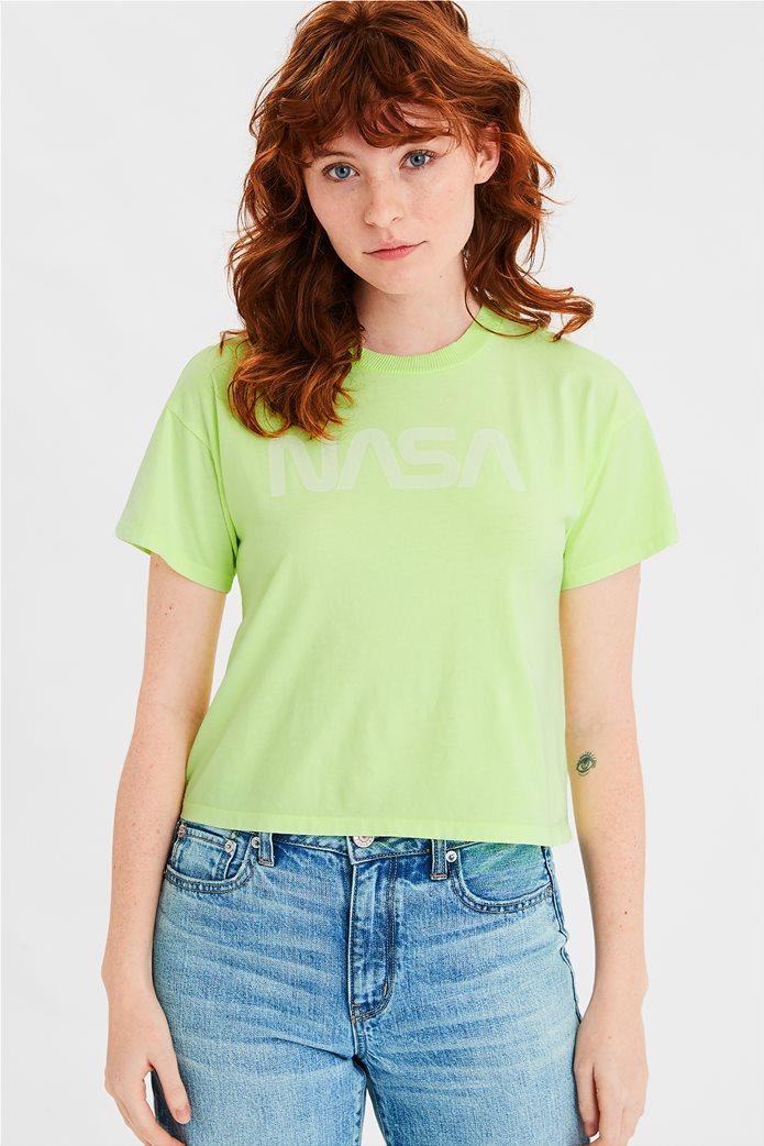 AE Neon NASA Graphic T-Shirt 0