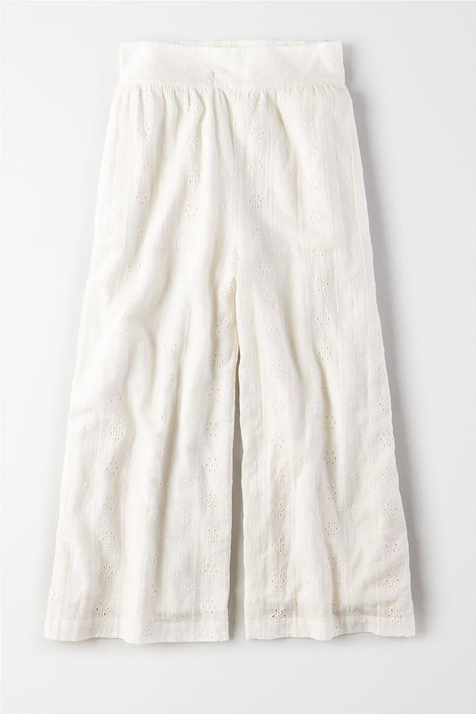 AE High-Waisted Culotte Λευκό 0