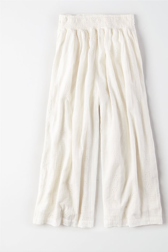 AE High-Waisted Culotte Λευκό 1