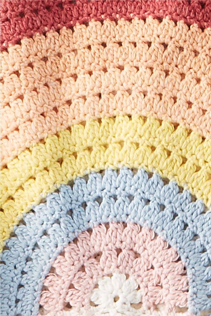 AE Crochet Rainbow Halter Top 4
