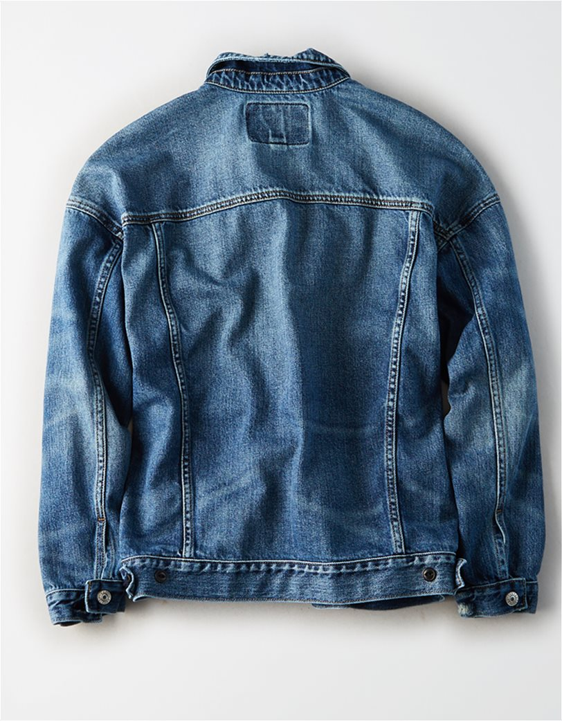 AE Boyfriend Denim Jacket 3