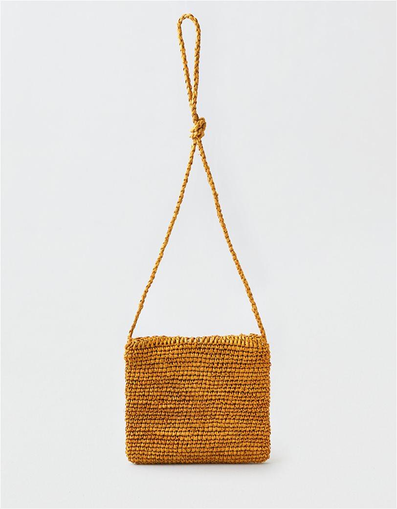 AEO Paper Straw Crossbody Bag 2