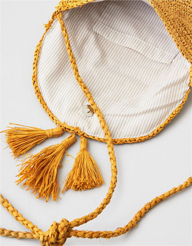 AEO Paper Straw Crossbody Bag 3