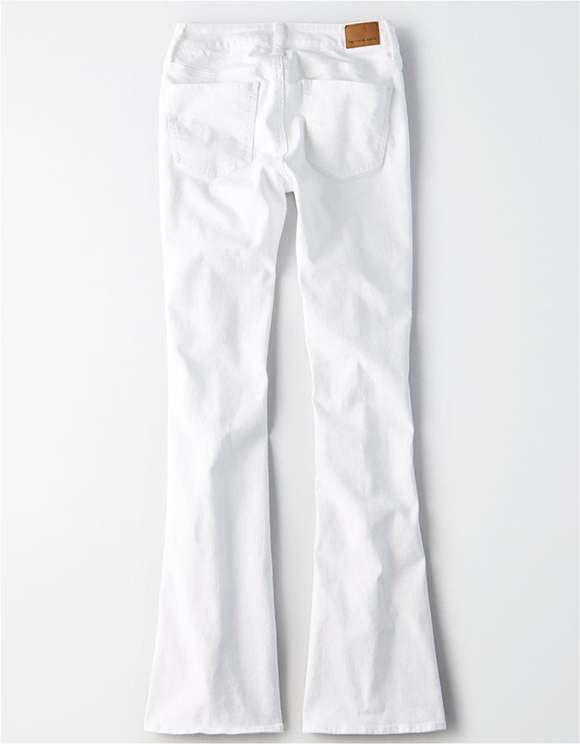 AEO Denim X Hi_Rise Slim Flare Jean 1