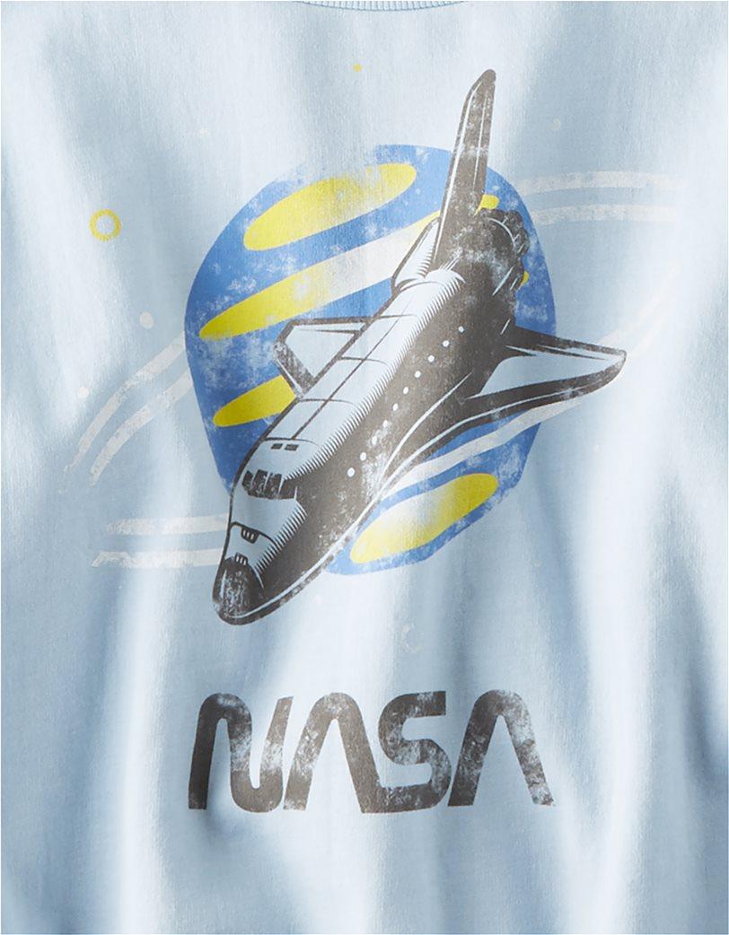 AE Nasa Graphic Crew Neck Sweatshirt 1