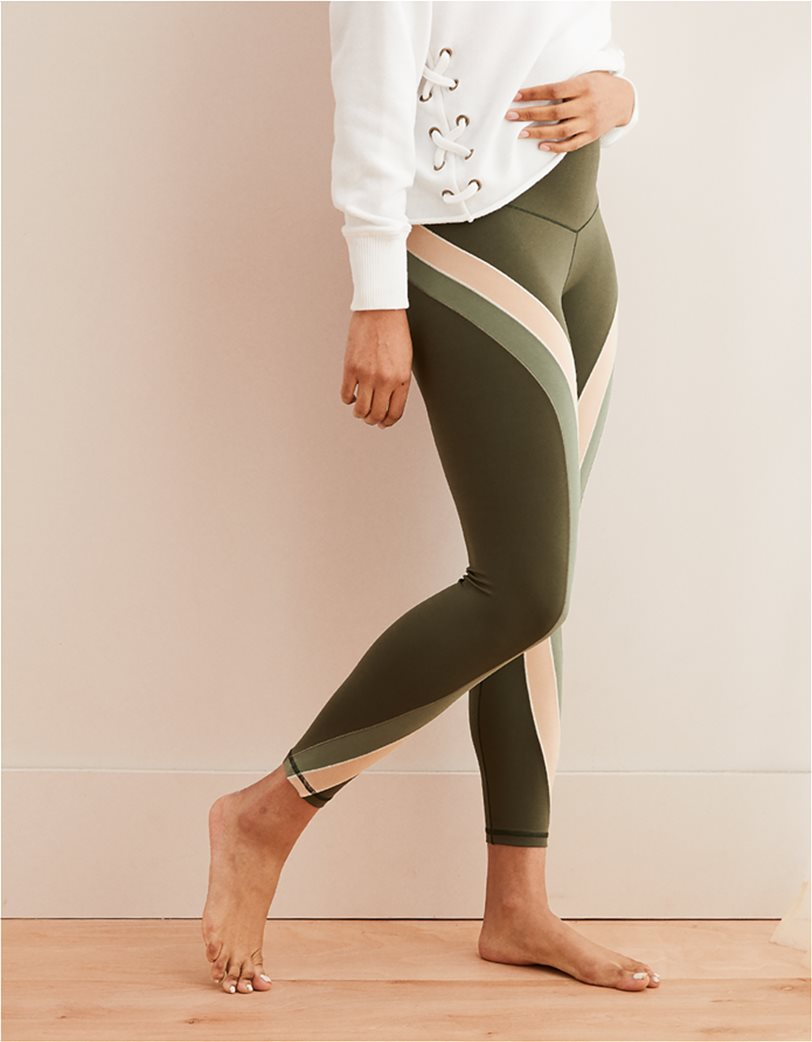 Aerie Play Real Me High Waisted 7/8 Legging 1
