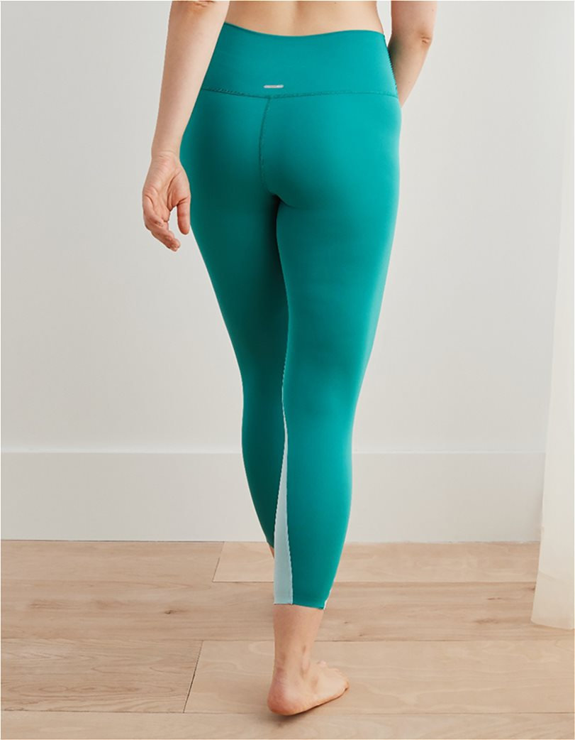 Aerie Play Scallop High Waisted 7/8 Legging 1