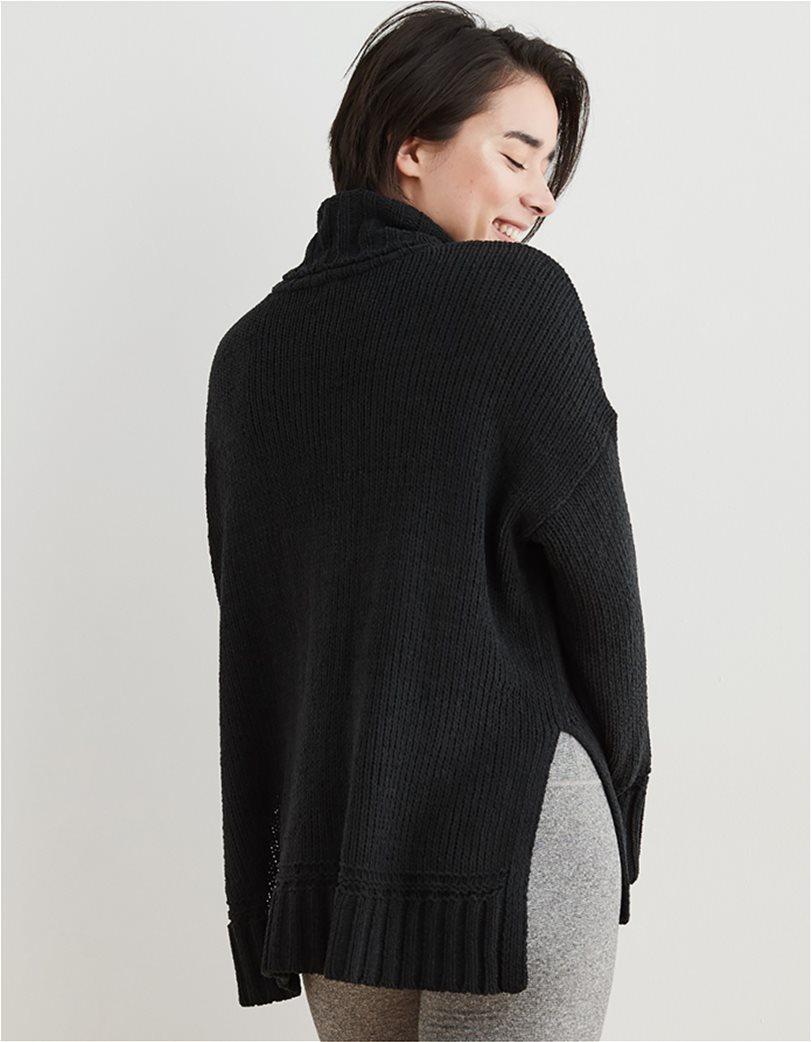 Aerie Sunset Turtleneck Sweater 1