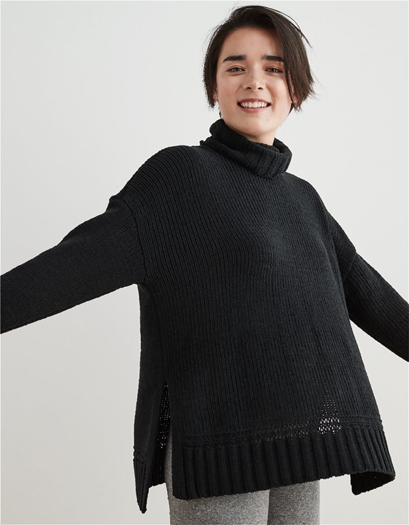 Aerie Sunset Turtleneck Sweater 2