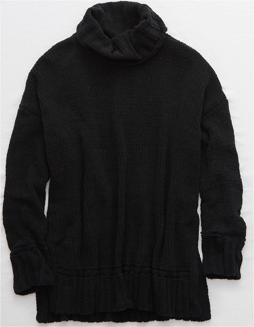 Aerie Sunset Turtleneck Sweater 3