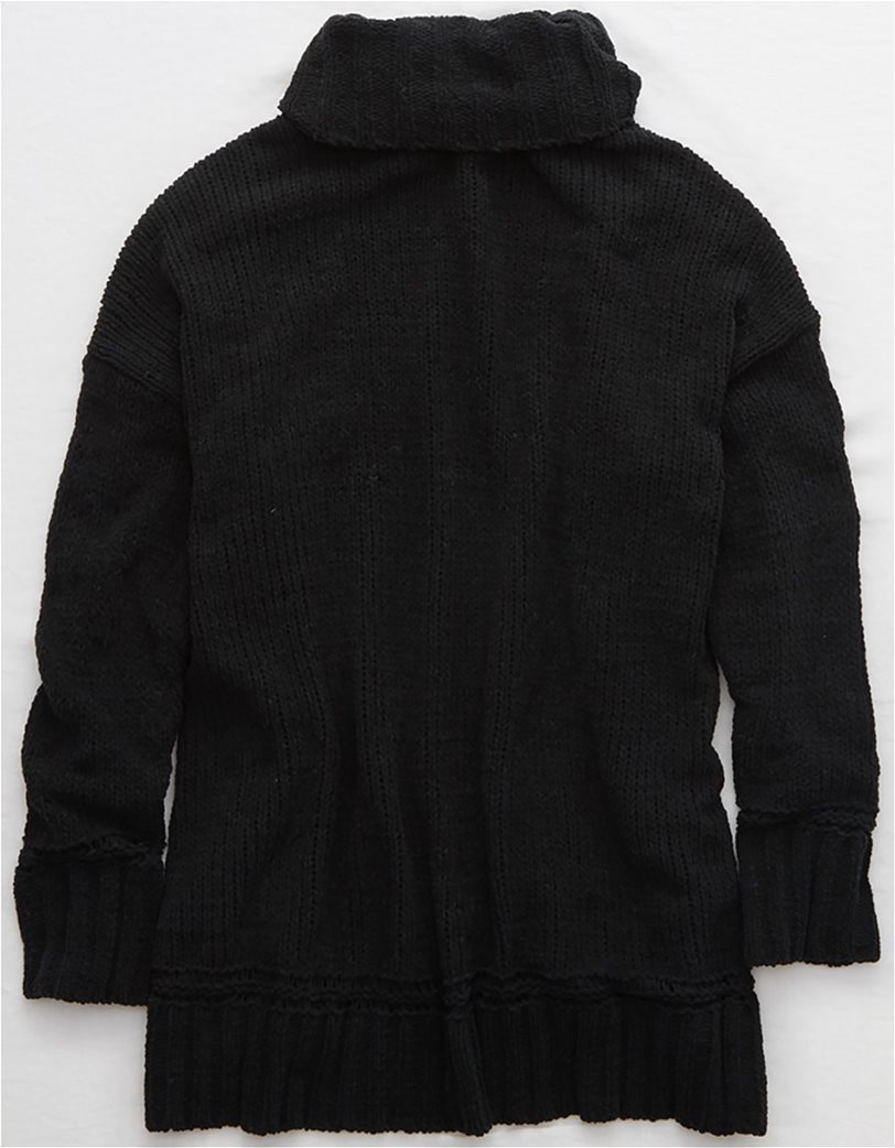 Aerie Sunset Turtleneck Sweater 4