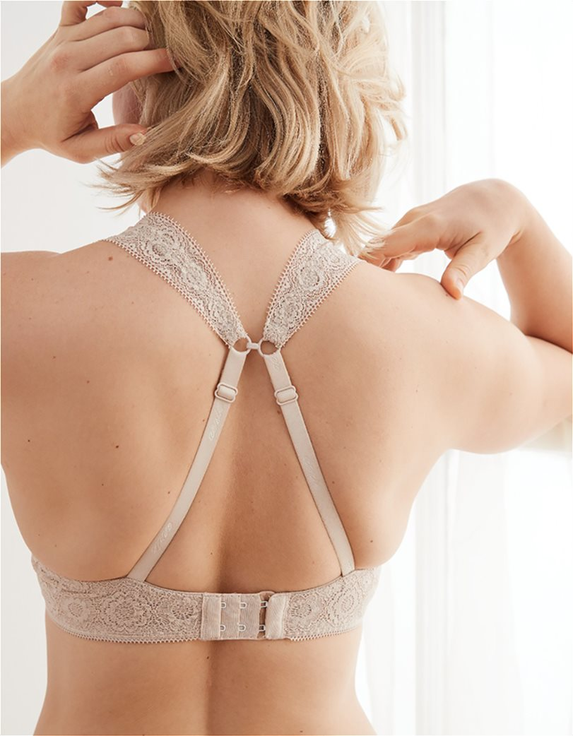 Aerie Real Happy Lightly Lined Bra Nude 5