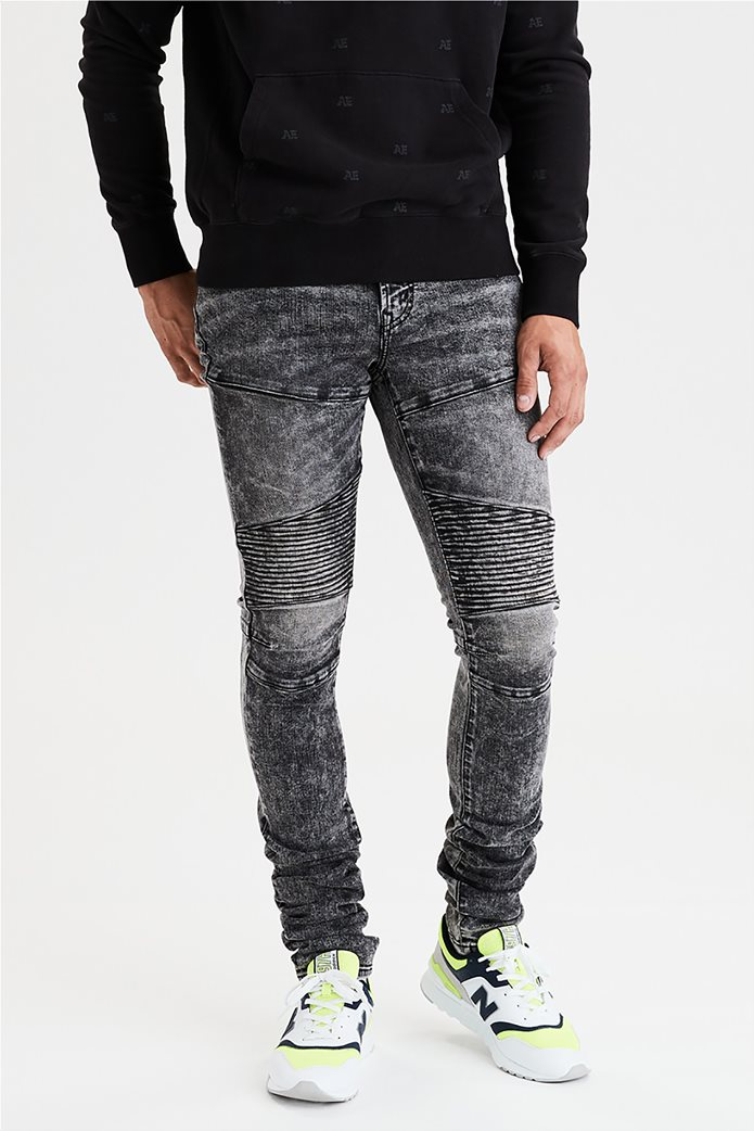 AE Ne(X)t Level Stacked Skinny Jean 0