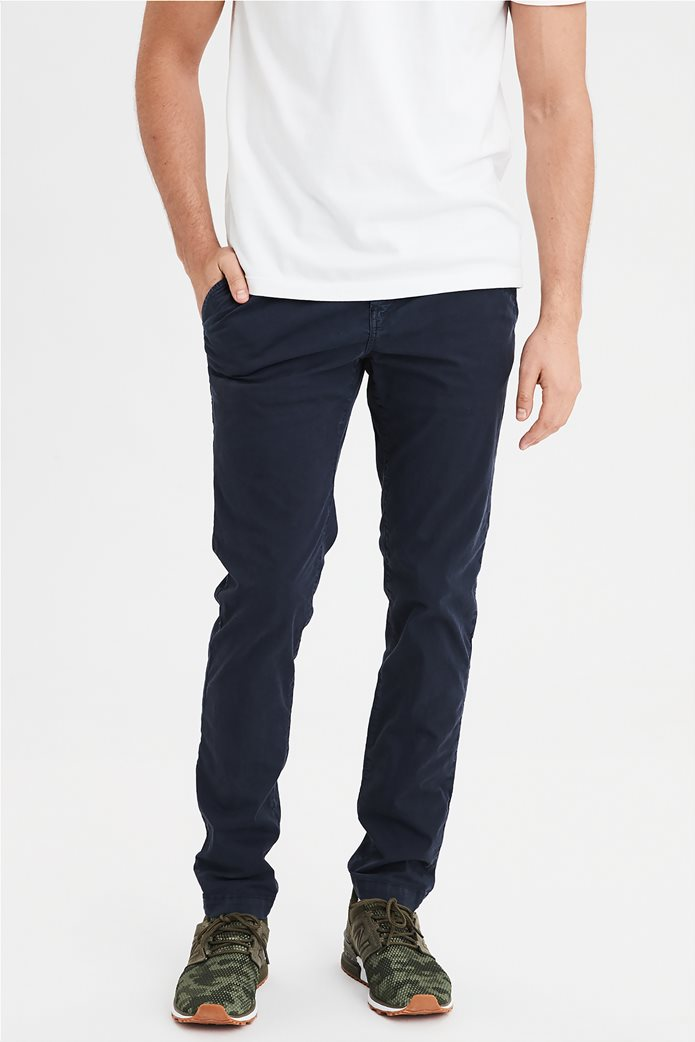 AE Ne(X)t Level Slim Khaki Pant Μπλε Σκούρο 0