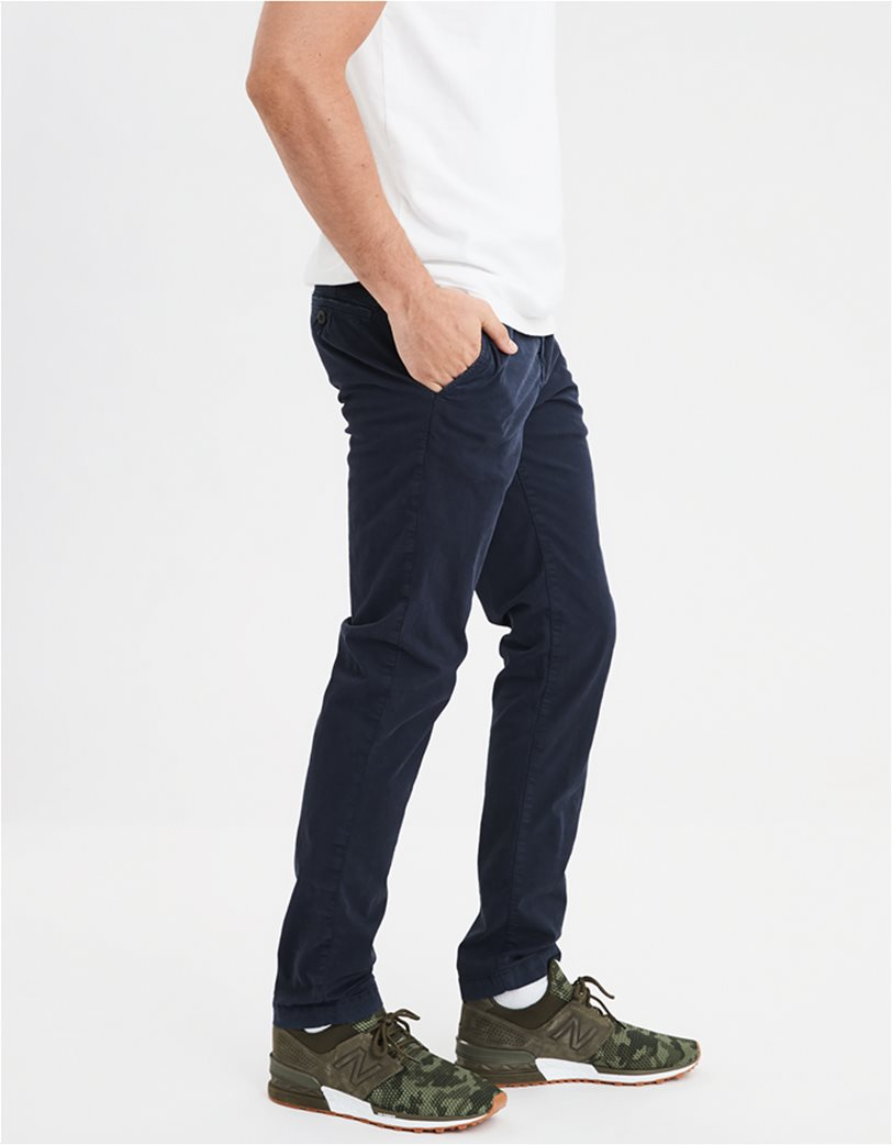 AE Ne(X)t Level Slim Khaki Pant Μπλε Σκούρο 1