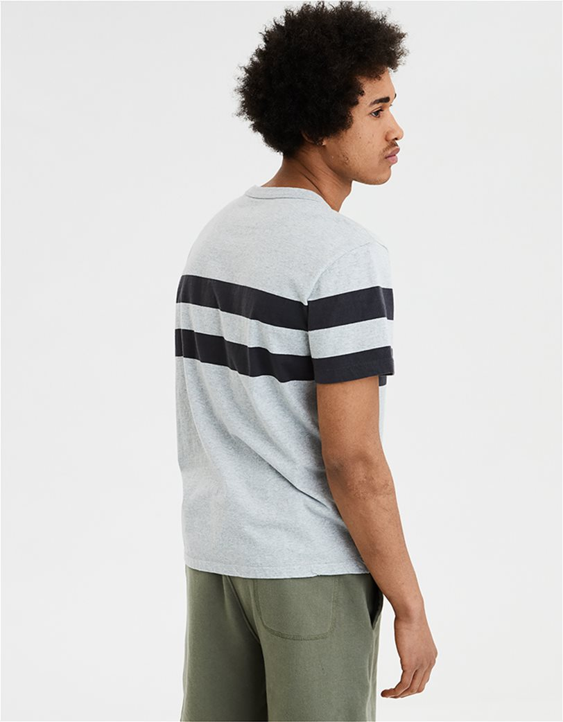 AE Short Sleeve Striped Tee 1