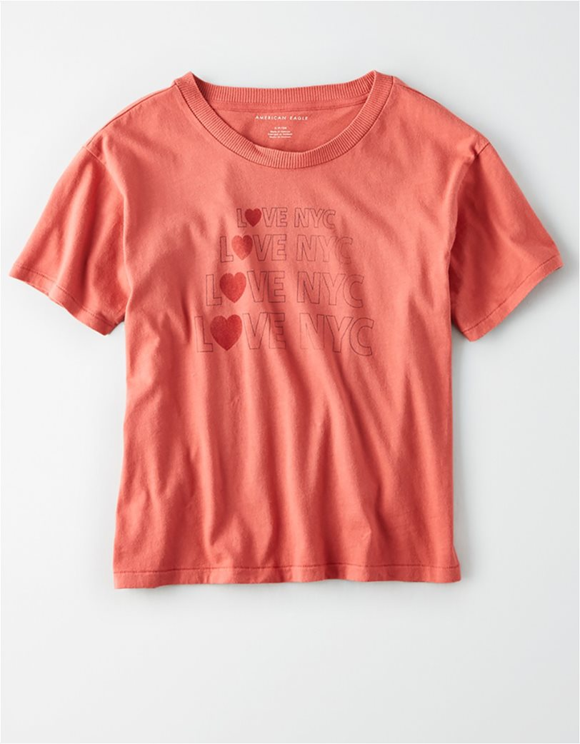 AE NYC Champs Graphic T-Shirt 2