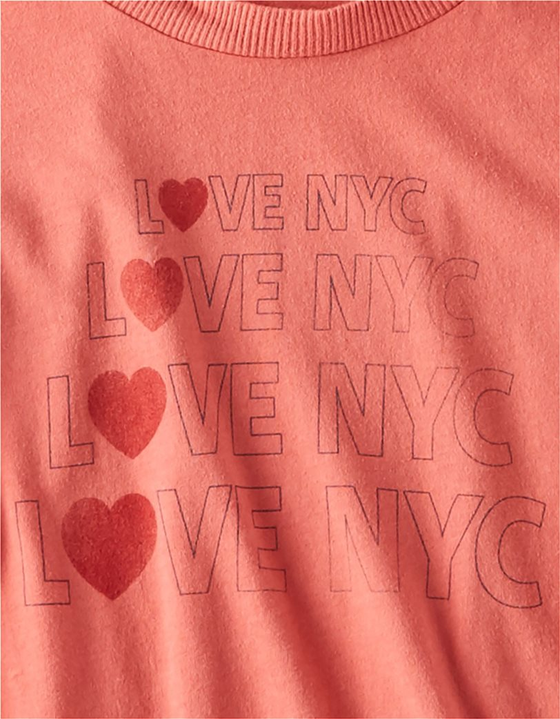 AE NYC Champs Graphic T-Shirt 3