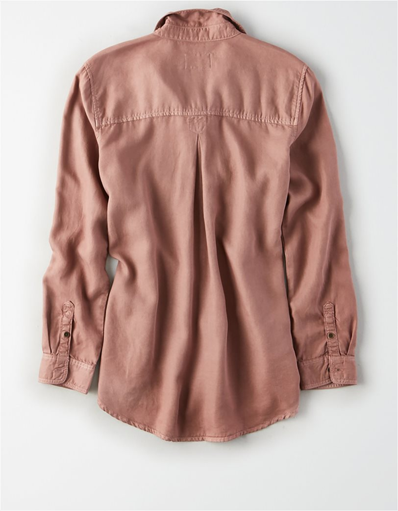 AE Military Button Down Shirt 1