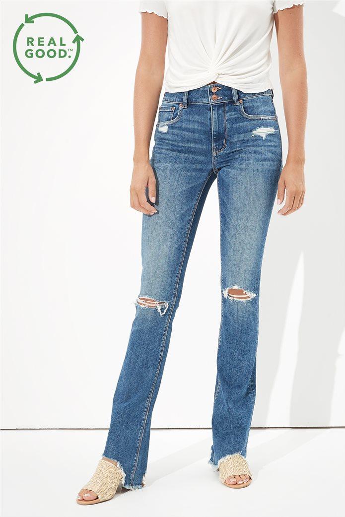 AE High-Waisted Artist® Flare Jean 0