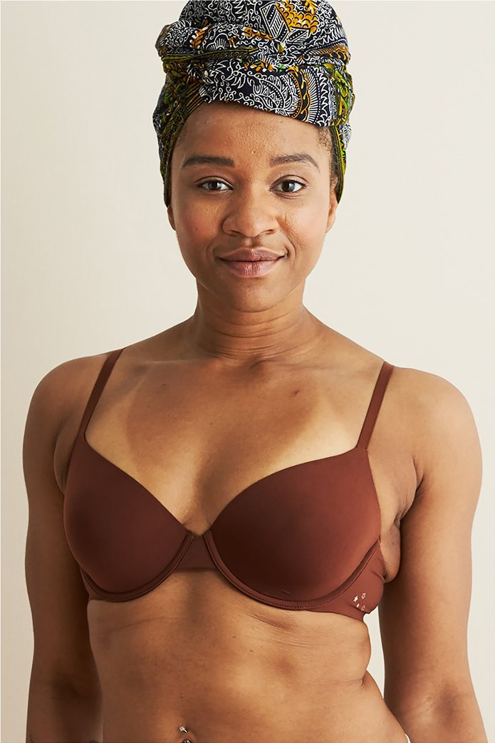 Aerie Real Me Full Coverage Lightly Lined Bra Κεραμιδί 0