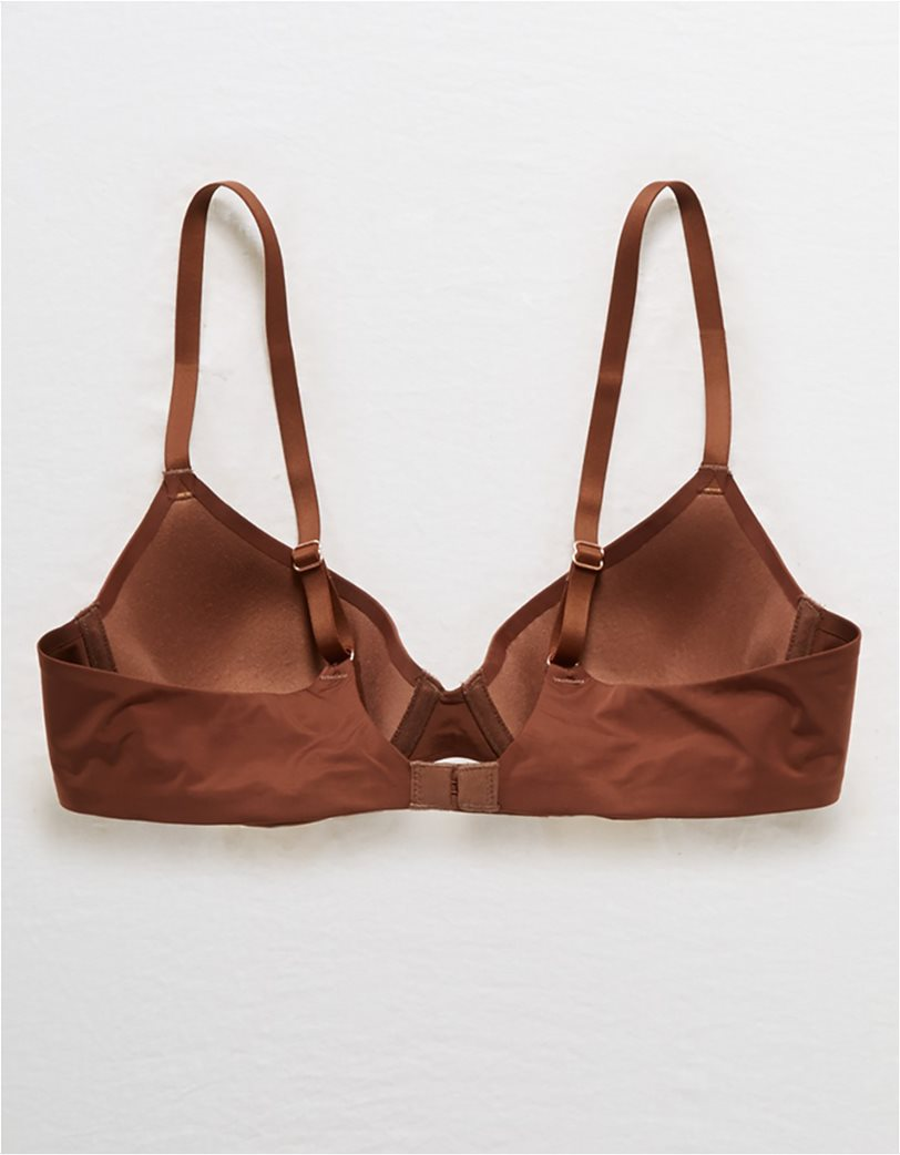 Aerie Real Me Full Coverage Lightly Lined Bra Κεραμιδί 4