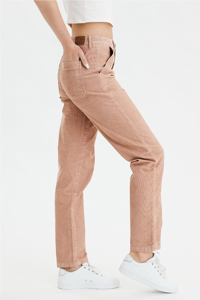 High-Waisted Corduroy Utility Pant 2