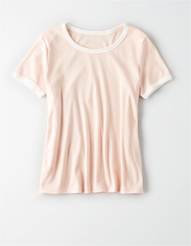 AE Crew Neck Ringer T-Shirt 2