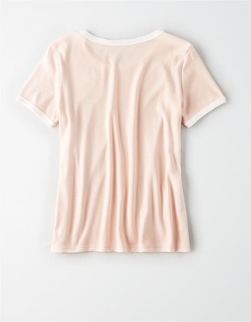 AE Crew Neck Ringer T-Shirt 3