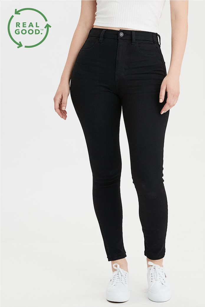 AE 360 Ne(X)t Level Curvy Super High-Waisted Jegging 0