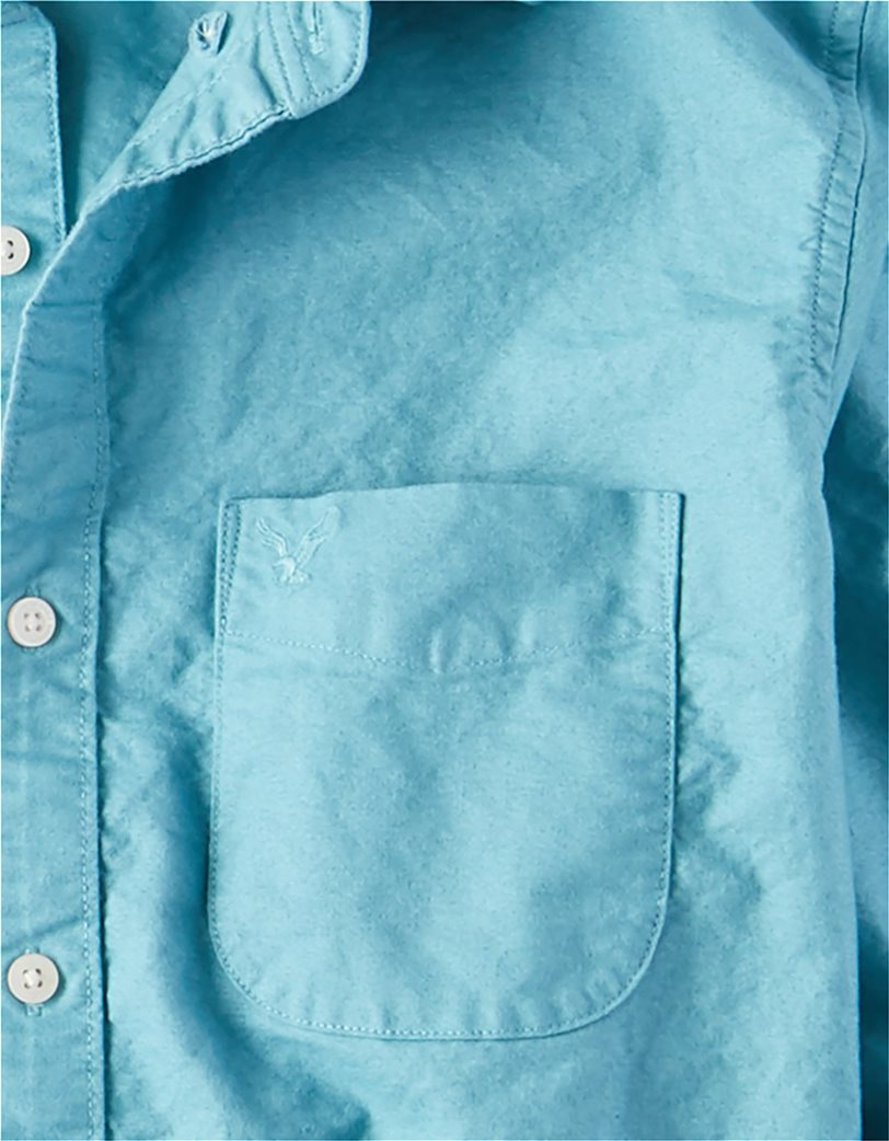 AE Oxford Button-Down Shirt 2