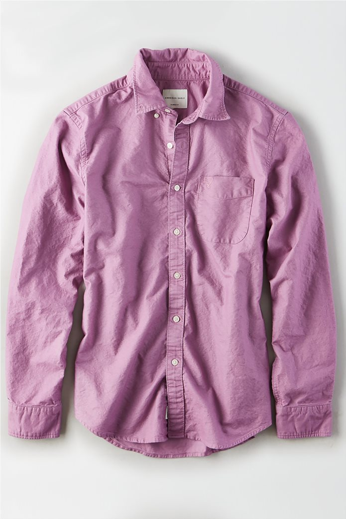 AE Oxford Button-Down Shirt 0