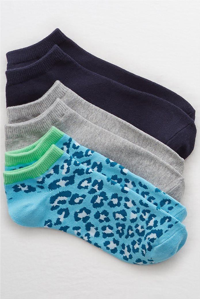Aerie Ankle Socks 3-Pack 0