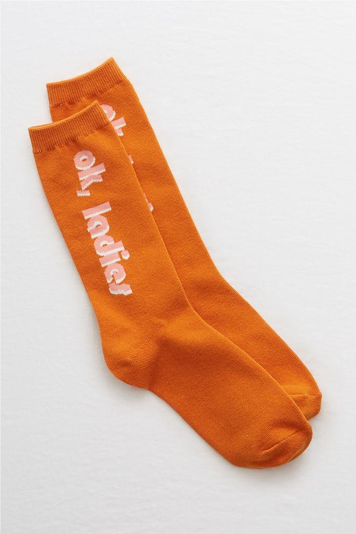 Aerie Okay Ladies Crew Socks 0