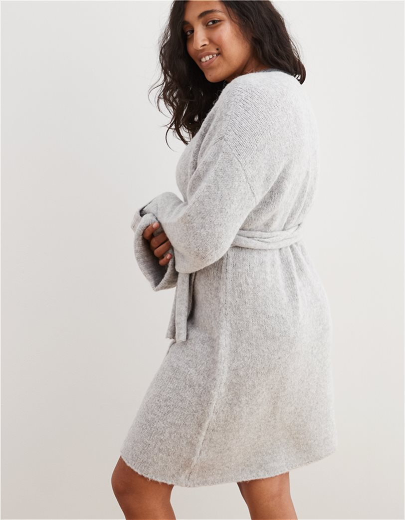 Aerie Sweater Wrap Dress 1