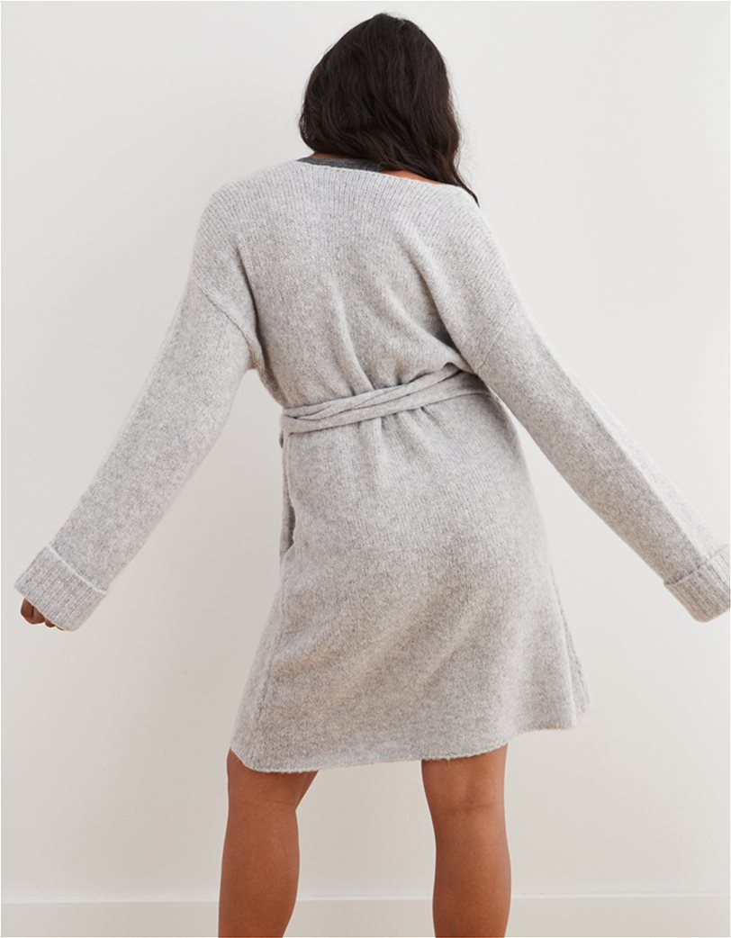 Aerie Sweater Wrap Dress 2